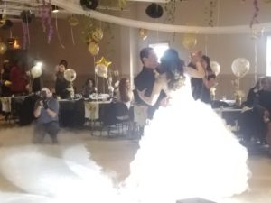 Father daughter dance quinceanera in Whitehall,Pa lehigh valley sweet 16